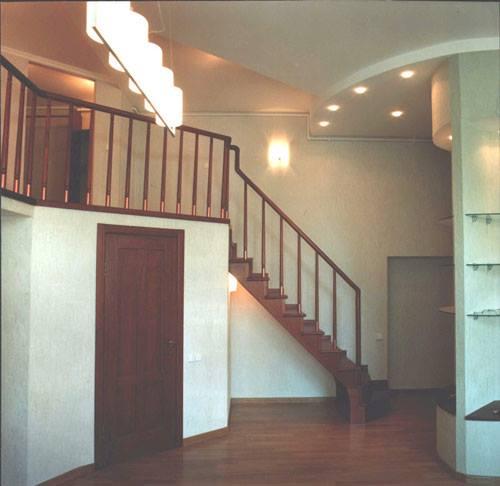 Как сделать поручни для лестницы фото 542